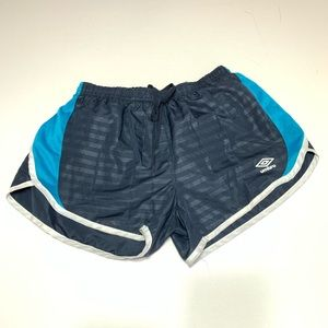 Umbro running shorts